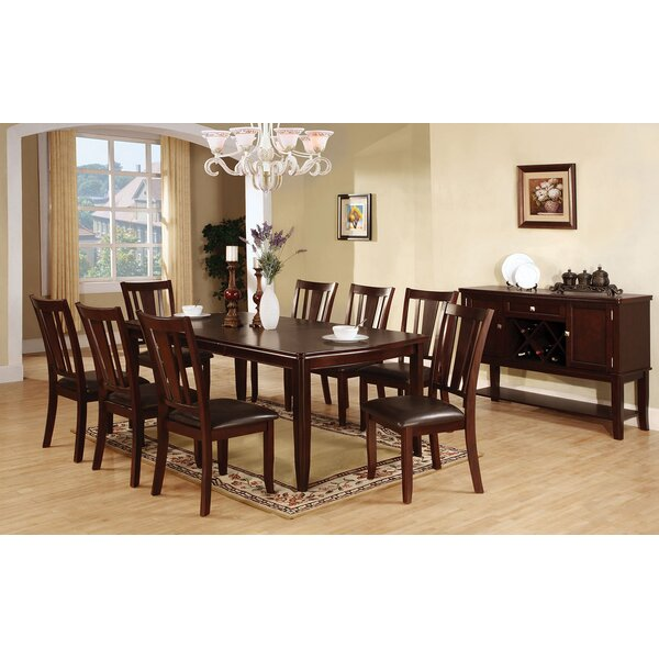 Highworth Extendable Dining Table by Charlton Home Charlton Home