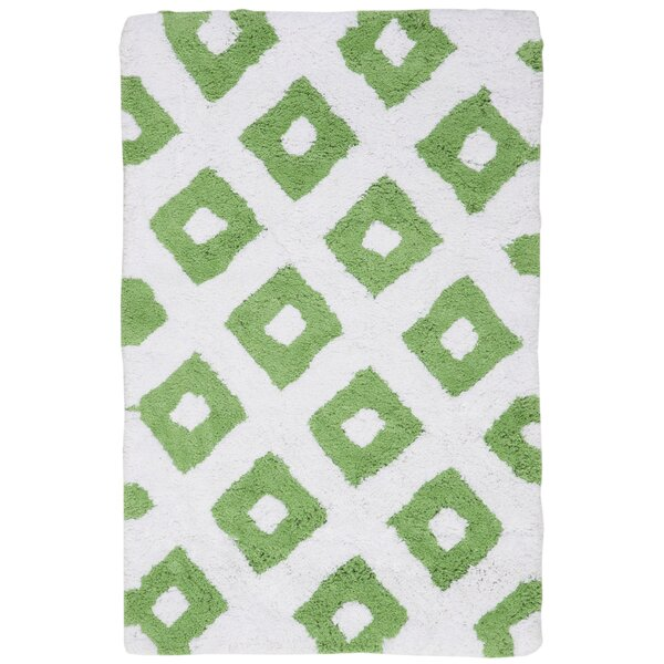 Clement Hand-Tufted Key Lime Area Rug (Set of 2) by Ebern Designs