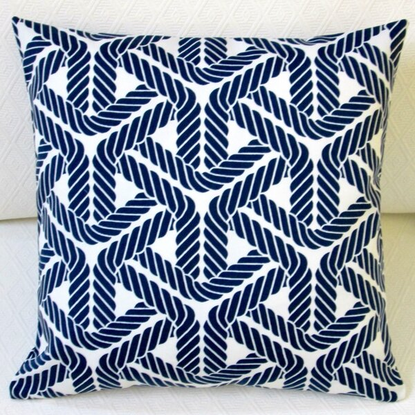 Trellis Outdoor Throw Pillow (Set of 2) by Artisan Pillows