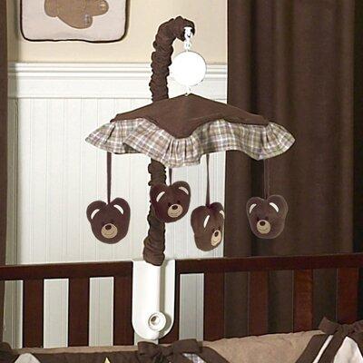 Teddy Bear Musical Mobile by Sweet Jojo Designs