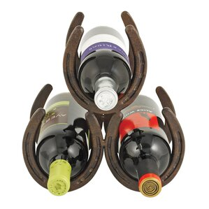 3 Bottle Tabletop Wine Rack by Foster & Rye
