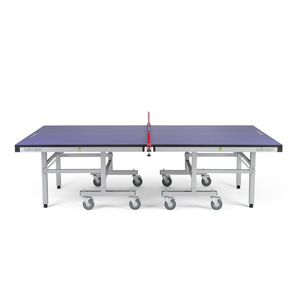 MyT10 Folding Indoor Table Tennis Table by Killerspin