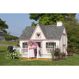 Affordable Victorian Playhouse ByLittle Cottage Company
