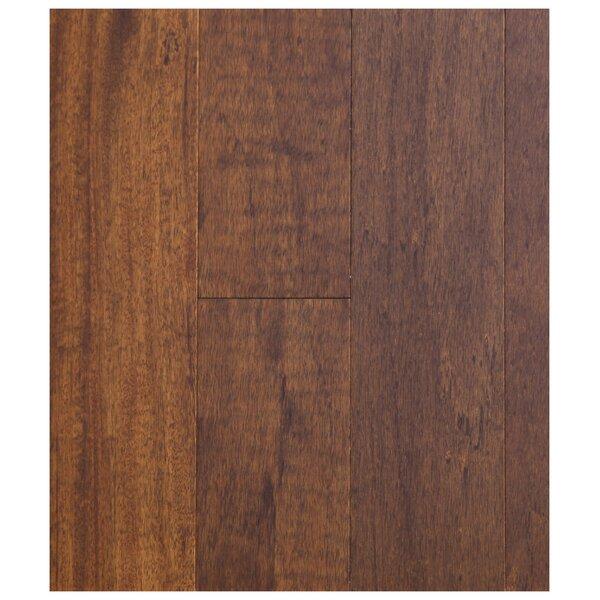 3 Engineered African Magnolia Hardwood Flooring in Latte by Easoon USA