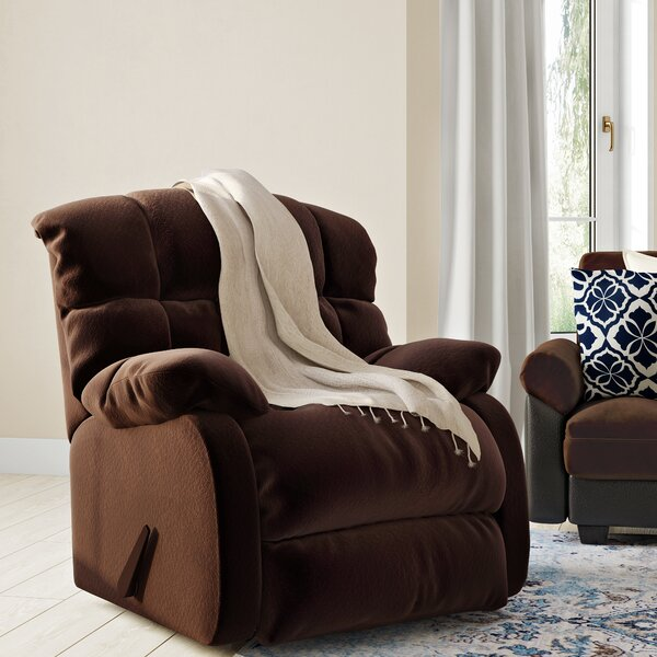 Barrington Manual Rocker Recliner by Red Barrel Studio