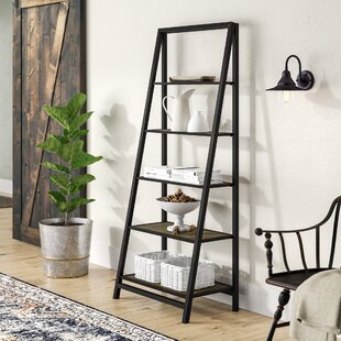 Walcott Ladder Bookcase