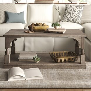 Great Price Allred Caster Coffee Table By Birch Lane™