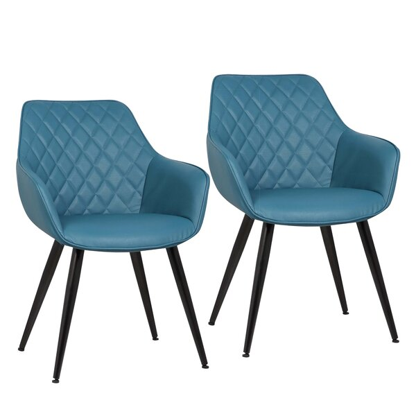 Maureen Armchair (Set of 2) by Porthos Home