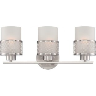 Top Reviews Lofton 3-Light Vanity Light By Darby Home Co