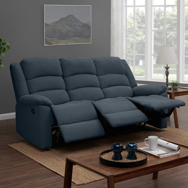 Web Purchase Romanowski Reclining Sofa by Red Barrel Studio by Red Barrel Studio