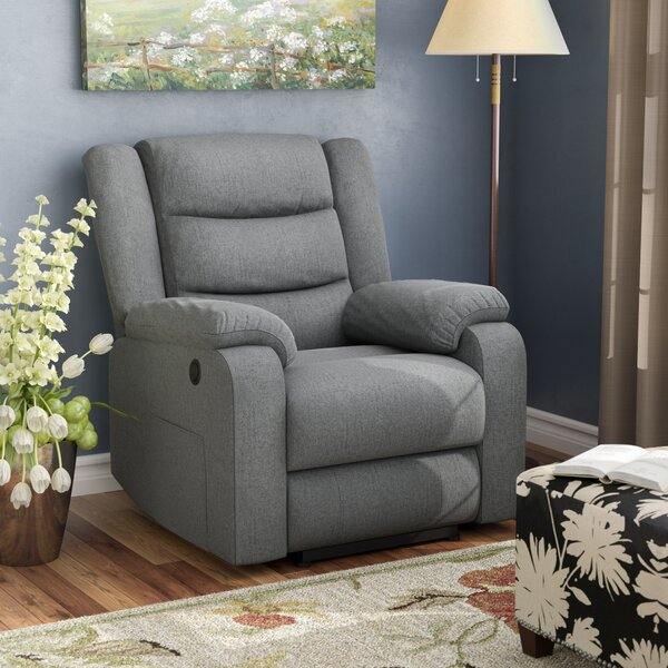 Taos Mesa Power Recliner [Red Barrel Studio]