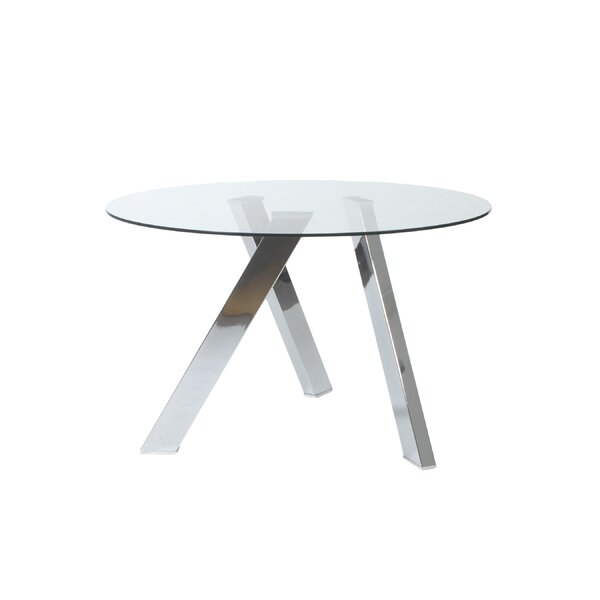 Crandall Dining Table by Orren Ellis