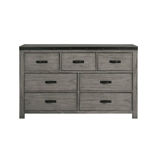 Pfeiffer 7 Drawer Dresser by Loon Peak