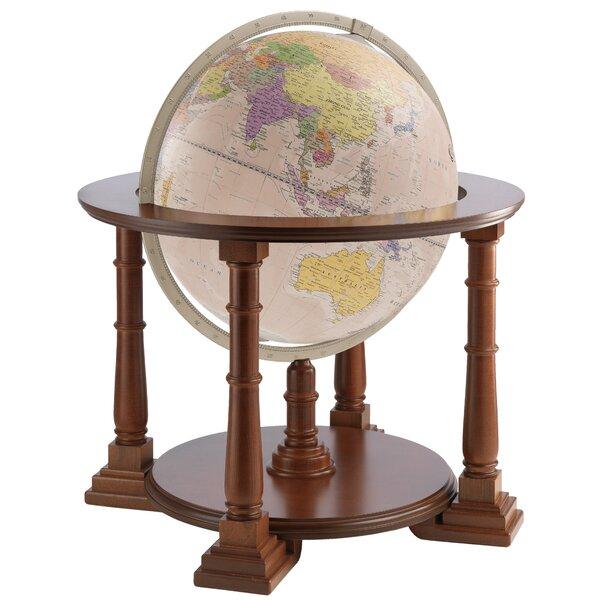 Mercatore Floor Globe by Zoffoli Globes USA