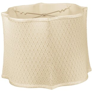 Compare 14 Silk/Shantung Novelty Lamp Shade By Astoria Grand