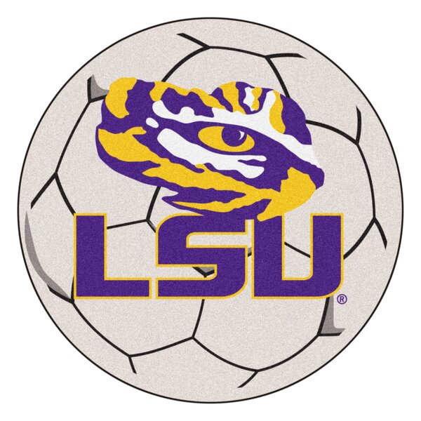 NCAA Louisiana State University Soccer Ball by FANMATS