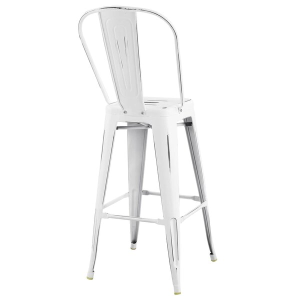 Ashlyn Metal 29.5 Bar Stool by Williston Forge