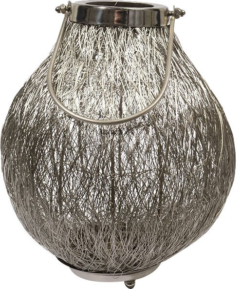 Urban Life Aluminum Lantern by Northlight Seasonal