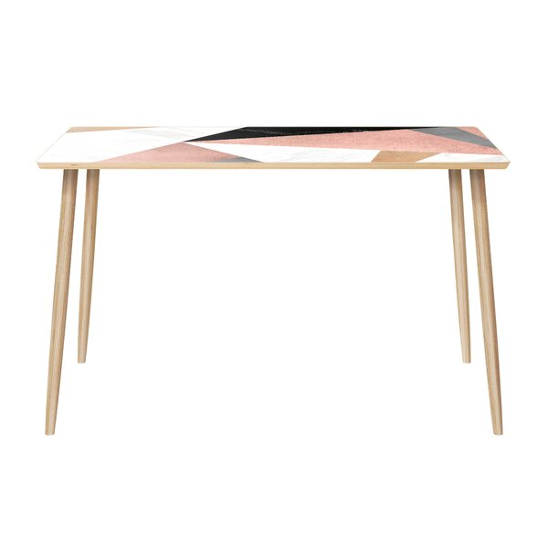 Grimmer Dining Table by Wrought Studio
