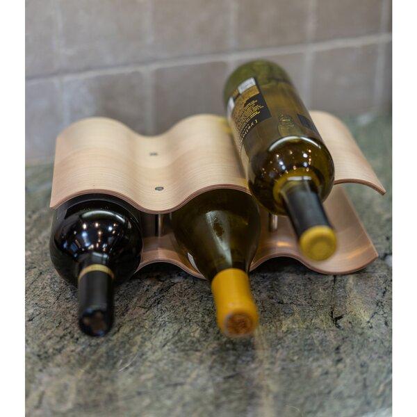 Cordon Bleu Sven 5 Bottle Tabletop Wine Bottle Rack by BIA Kitchen & Home BIA Kitchen & Home