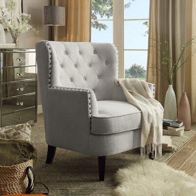Beige Accent Chairs You Ll Love In 2019 Wayfair