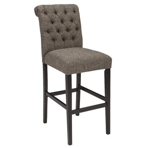 Urbana Tall Upholstered Bar Stool (Set of 2)
