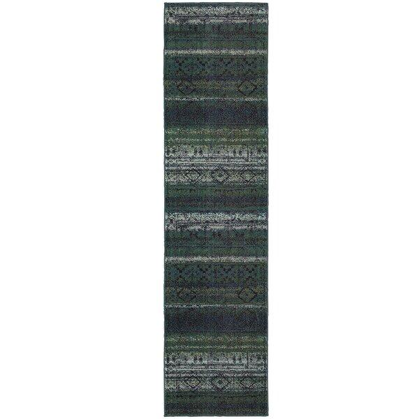 Nomad Dark Green Rug