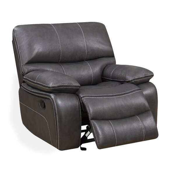 Merrimack Manual Glider Recliner by Red Barrel Studio