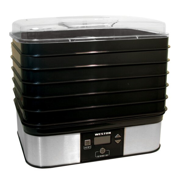 6 Tray Digital Dehydrator by Weston