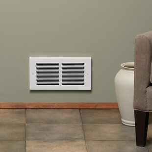 Register Series Wall Insert Electric Fan Heater by Cadet