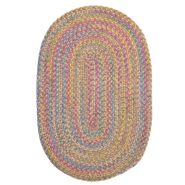 Oliver Geometric Area Rug by Harriet Bee