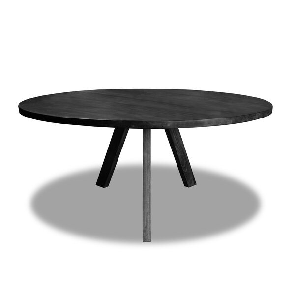 Devito Solid Wood Dining Table by Ivy Bronx Ivy Bronx