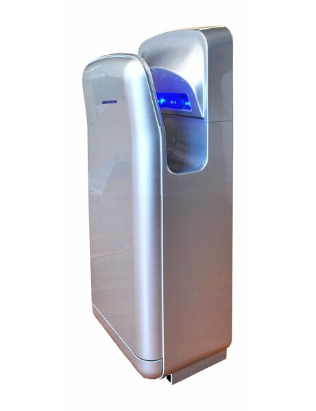 Constructor 110 Volt Hand Dryer in Silver by DSD Group