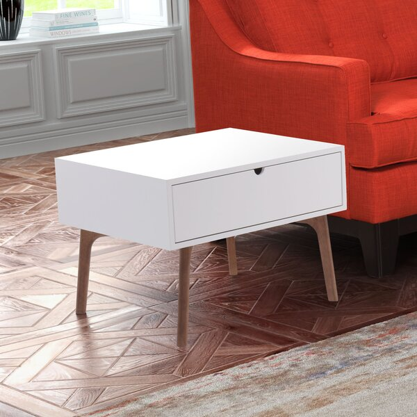 Dromore End Table by Corrigan Studio