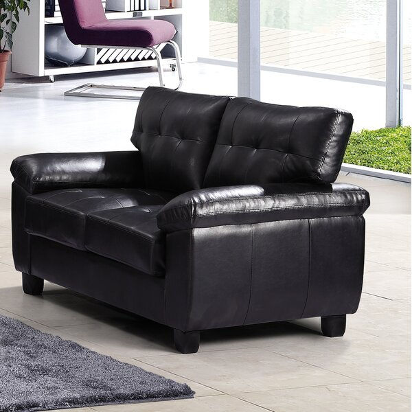 Best Reviews Schuh Loveseat by Winston Porter by Winston Porter
