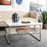 Aliza Floor Shelf Coffee Table with Storage by Safavieh