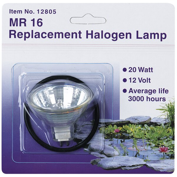 Halogen Replacement Bulb by Danner
