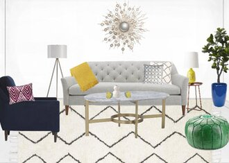 Designing a Room from Start to Finish   Wayfair