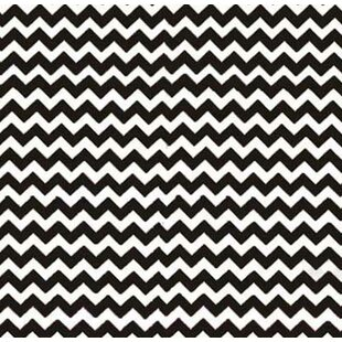 Shop For Chevron Zigzag Fitted Crib Sheet BySheetworld