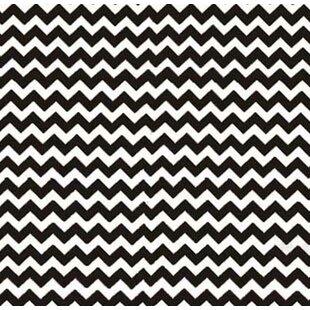 Order Chevron Zigzag Fitted Crib Sheet BySheetworld