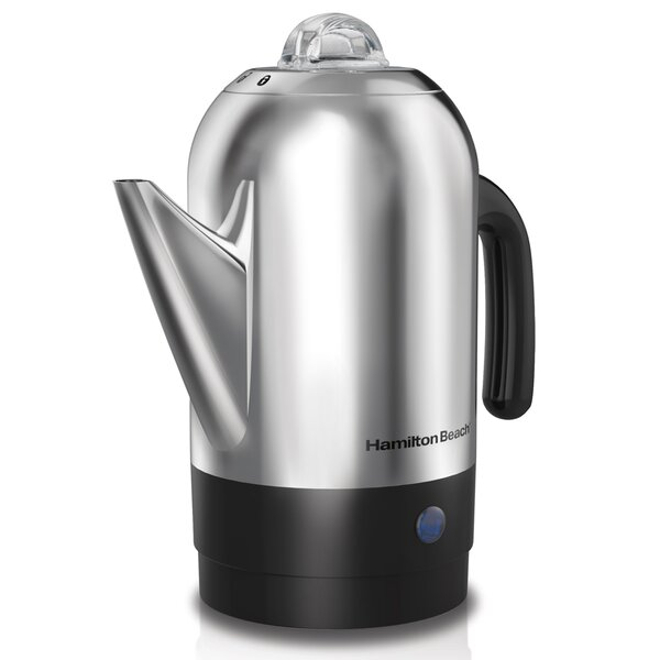 Percolator Coffee Maker by Hamilton Beach