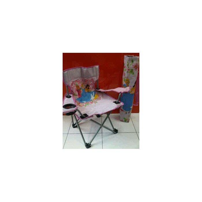 Disney Princess Folding Camping Chair
