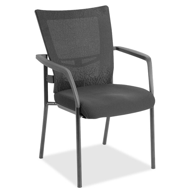 Mesh Guest Chair by Lorell
