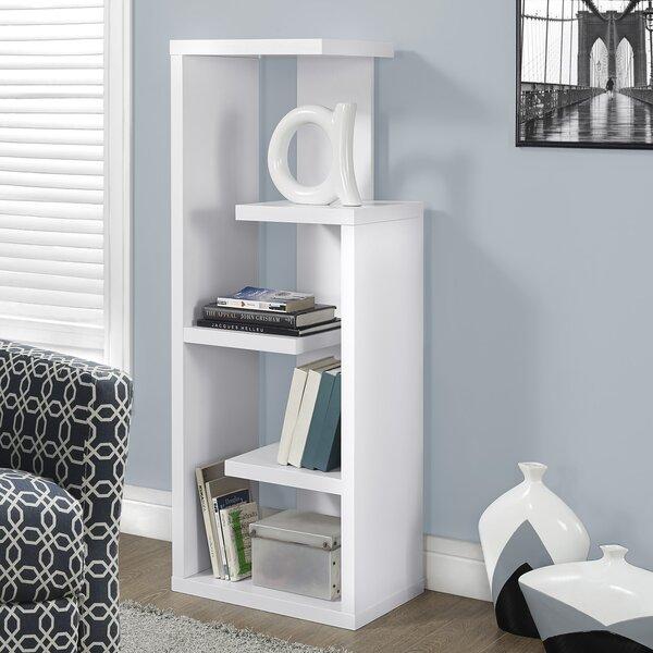 Toto Kiley Geometric Bookcase By Wrought Studio