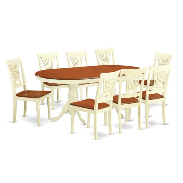 Germantown 9 Piece Dining Set By Darby Home Co Reviews