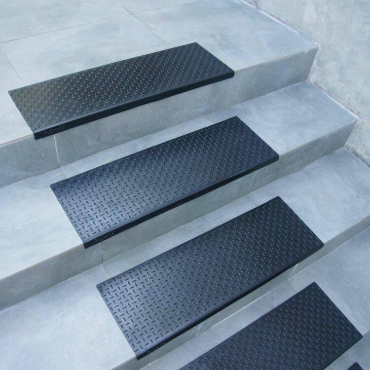 Step Non Slip Rubber Stair Tread