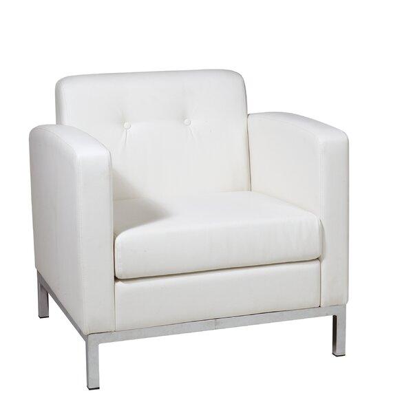 Mapleton Lounge Chair by Wade Logan Wade Logan