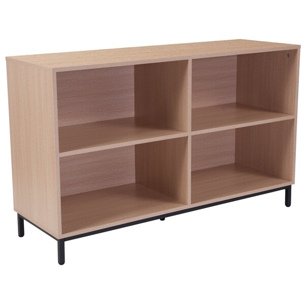 Dudley Standard Bookcase by Flash Furniture