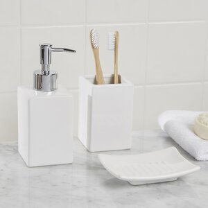 Osseo 3-Piece Bathroom Accessory Set