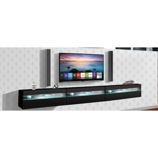 Ada Floating TV Stand for TVs up to 88 by Orren Ellis